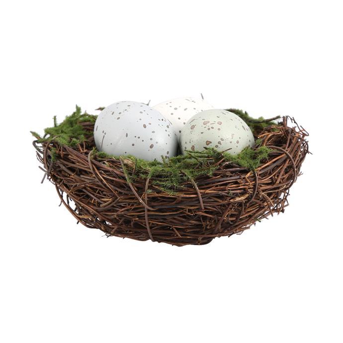 "Small Egg Nest, $2.00, [Kmart](https://www.kmart.com.au/product/small-egg-nest/2890381|target=""_blank""|rel=""nofollow"")"