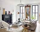 Inside blogger Athena Calderone's beautiful Brooklyn townhouse