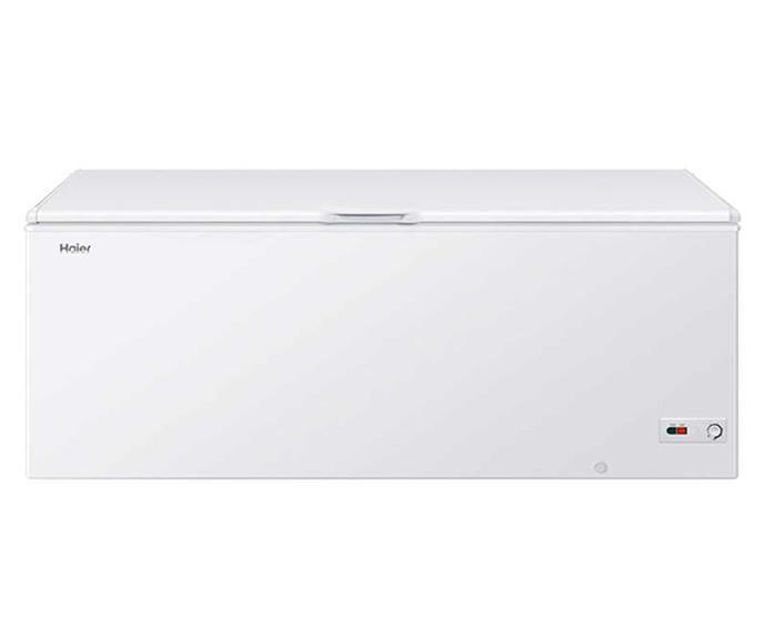 "Haier 719L chest freezer, $1499, [Bing Lee](https://www.binglee.com.au/haier-719l-chest-freezer-hcf719|target=""_blank""|rel=""nofollow"")"