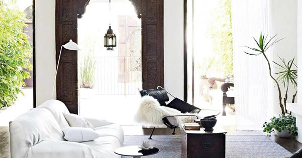 A Moroccan-style house in Melbourne is the perfect zen retreat