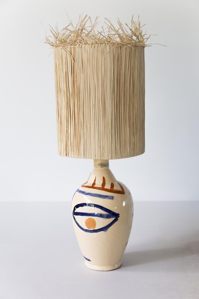 "LRNCE Lamp Wajah, $795, [Tigmi Trading](https://tigmitrading.com/collections/furniture-lighting-lighting/products/lrnce-lamp-wajah|target=""_blank""|rel=""nofollow"")"