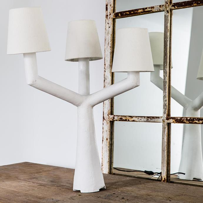 """One Two Three Lamp, $790, [MCM House](https://www.mcmhouse.com/collections/table-lamps/products/one-2-three-lamp