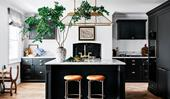 Steve Cordony's luxe country kitchen