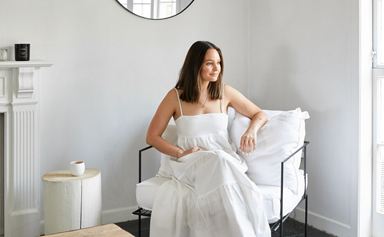At home with An Organised Life founder, Beck Wadworth