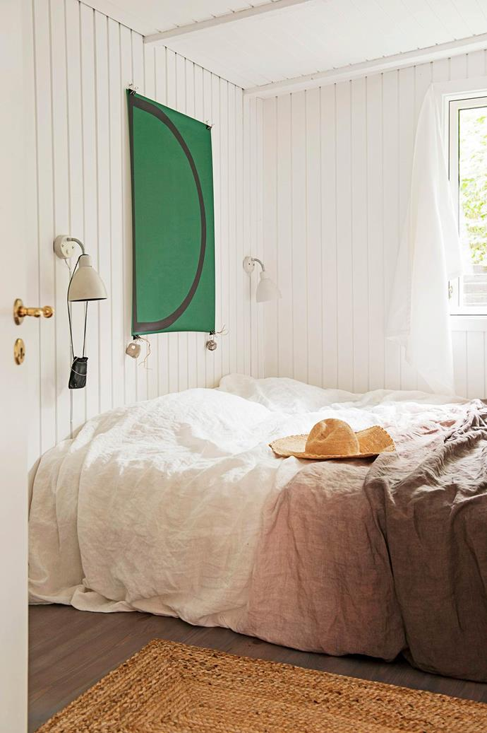 "There are few more tight spaces than the bedroom in this [country cottage](https://www.homestolove.com.au/gallery-cecilia-and-jespers-country-cottage-1682|target=""_blank""
