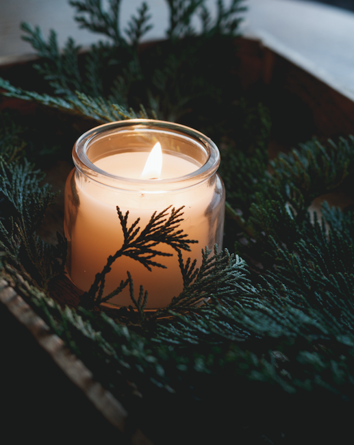 Soy wax is fast becoming the preferred wax used to make candles.