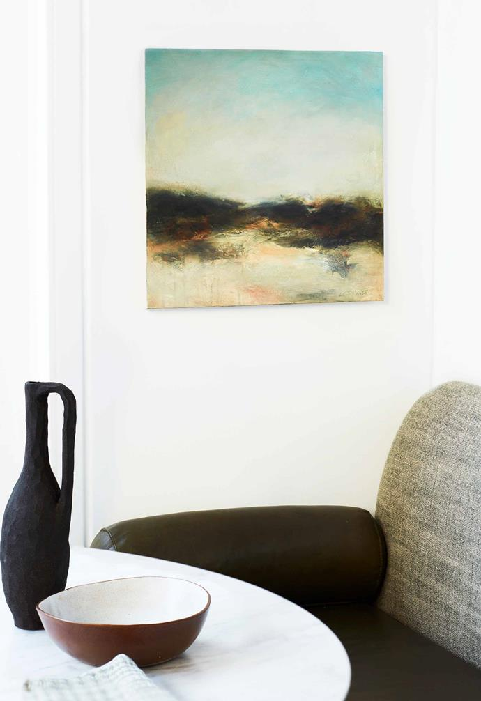 "**Nook** On the other wall of the nook is a painting by Lee Wise from [Art2Muse](https://art2muse.com.au/|target=""_blank""