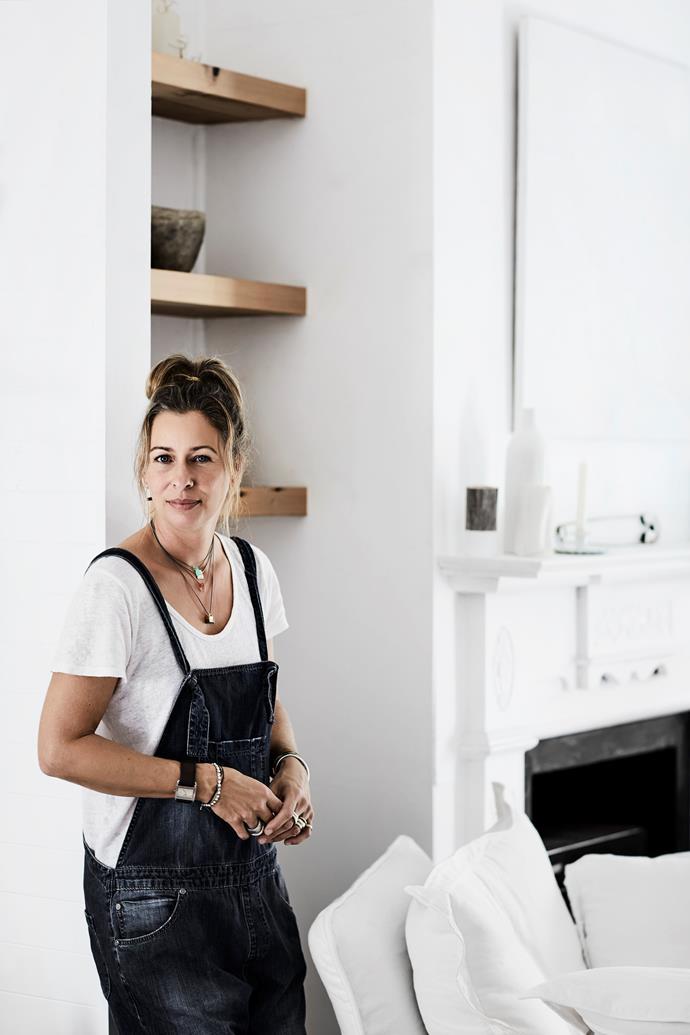 Interior designer, Louella Boitel-Gill