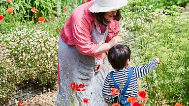 Julia Busuttil Nishimura on teaching children to grow and prepare food