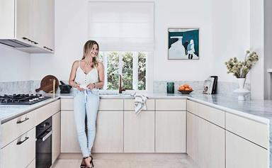 Interior designer Kristy McGregor's dreamy Bondi beach house