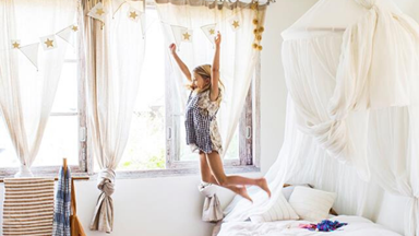 10 gorgeous girls' bedrooms