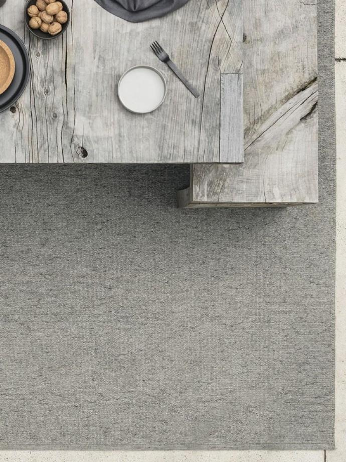 "Mineral Horizon - Armadillo Indoor Outdoor Rug, $430, [Curious Grace](https://curiousgrace.com.au/collections/armadillo-floor-rugs-for-home-interiors-and-outdoor/products/mineral-horizon-armadillo-indoor-outdoor-rug|target=""_blank""
