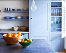 10 colourful kitchens that buck the all-white trend