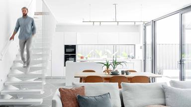 A desert modernist-inspired passive house in Perth
