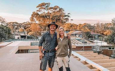 Kyal and Kara share their tips for planning a new build
