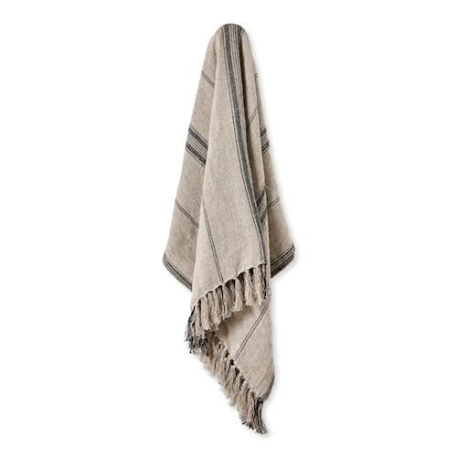 "Mark Tuckey Linen throw, $179.99, [Adairs](https://www.adairs.com.au/homewares/throws/mark-tuckey/mark-tuckey-linen-throw/|target=""_blank""