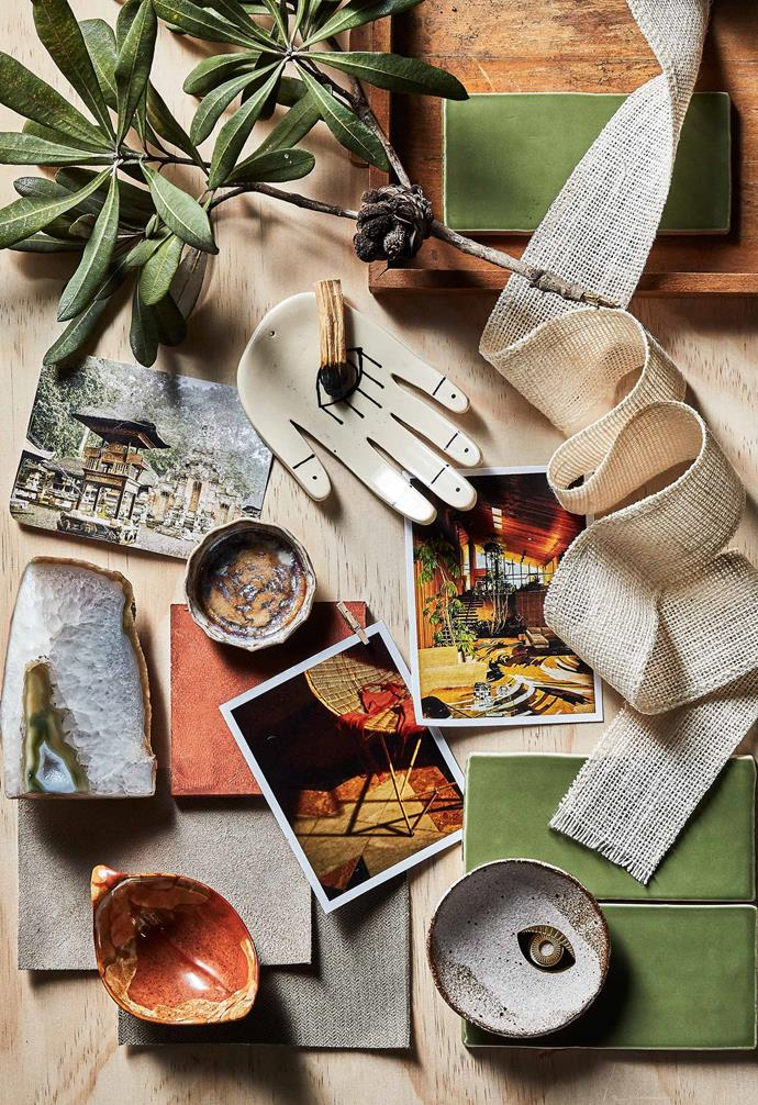 Creating a visual moodboard will help you pinpoint your style and create a stronger idea of what you're hoping to create.