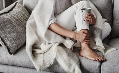 15 cosy throws to rug up in this winter