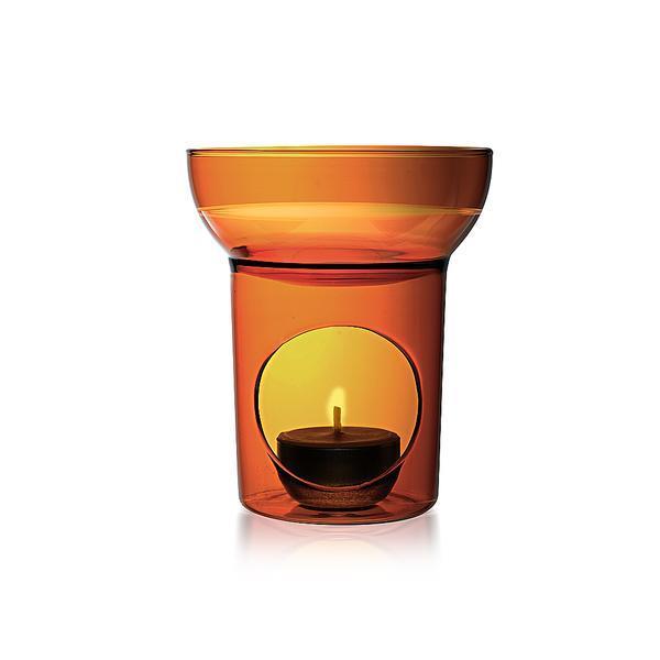 "Brule Parfum oil burner - Amber, $59, [Maison Balzac](https://www.maisonbalzac.com/products/brule-parfum-59|target=""_blank""|rel=""nofollow"")"