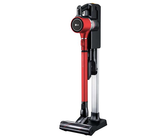"LG Powerful Cordless Handstick with AEROSCIENCE Technology, $999, [LG](https://www.lg.com/au/vacuum-cleaners/lg-A9NEOMULTI#none|target=""_blank""