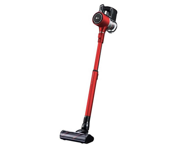 "LG A9 CordZero Multi 2X Handstick Vacuum, $599, [The Good Guys](https://www.thegoodguys.com.au/lg-a9-cordzero-multi-2x-handstick-vacuum-a9multi2x|target=""_blank""|rel=""nofollow"")."
