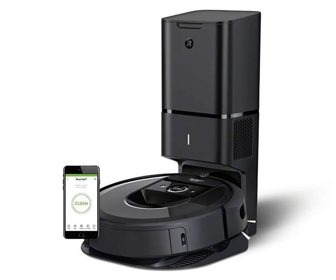 "iRobot Roomba i7 Plus Robot Vacuum, $1899, [Harvey Norman](https://www.harveynorman.com.au/irobot-roomba-i7-plus-robotic-vacuum.html|target=""_blank""