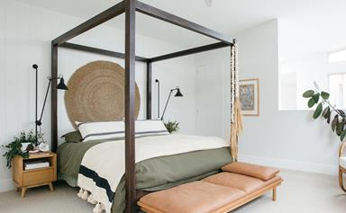 Kyal and Kara's master suite is every parent's dream