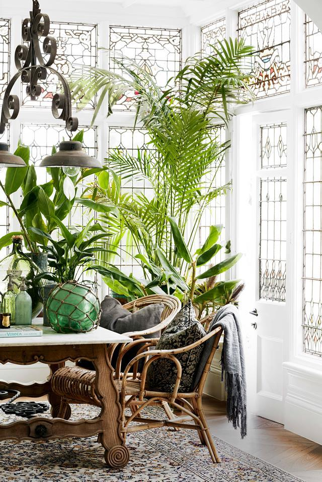 """English manor-house intrigue, Parisian elegance and Australian colonial earthiness share the narrative in this [gothic revival home](https://www.homestolove.com.au/gothic-revival-home-19307