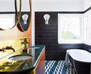 10 elegant Art-Deco bathrooms