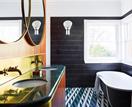 10 elegant Art-Deco bathrooms