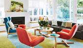 12 homes brought to life with colour