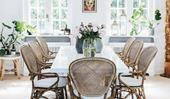 10 cosy country style dining rooms