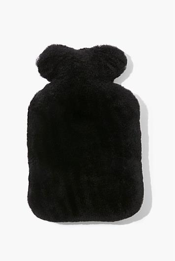 "Luka Shearling Hot Water Bottle Cover, $99.95, [Country Road](https://www.countryroad.com.au/product/60240777-1/Luka-Shearling-Hot-Water-Bottle-Cover.html|target=""_blank""