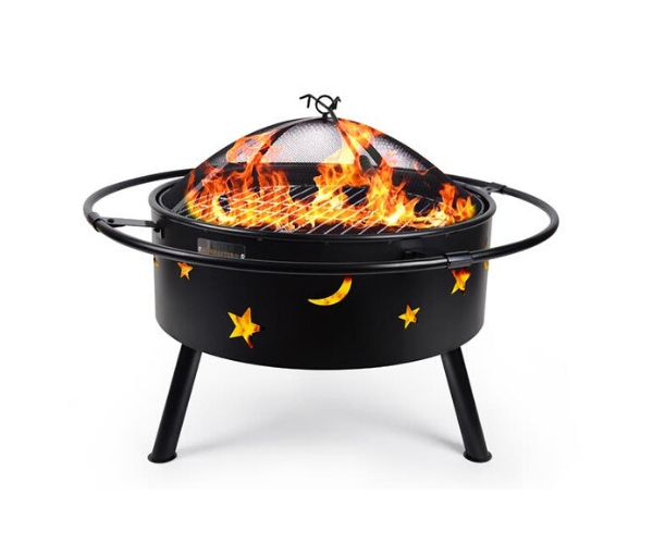"Cookmaster 2-in-1 Outdoor Fire Pit Bowl, $89.99, [Kogan](https://www.kogan.com/au/buy/cookmaster-2-1-outdoor-fire-pit-bowl/?utm_source=google&utm_medium=product_listing_ads&gclid=Cj0KCQjw17n1BRDEARIsAFDHFew3brV5lm8wzI5JmPuYh9QsFOWTznCq_GnQje17A2MR8Z2WuUjz-XwaAhaDEALw_wcB|target=""_blank""