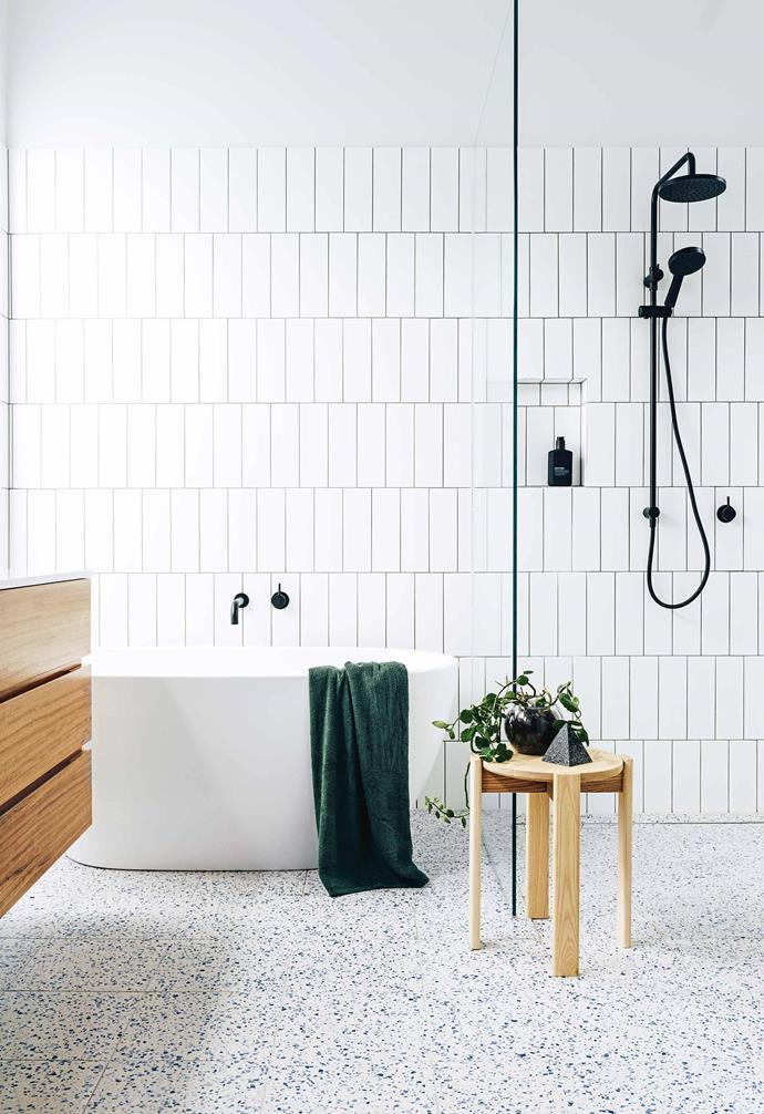 """""""The way Lena designed the [ensuite](https://www.homestolove.com.au/ensuite-bathroom-design-ideas-18820