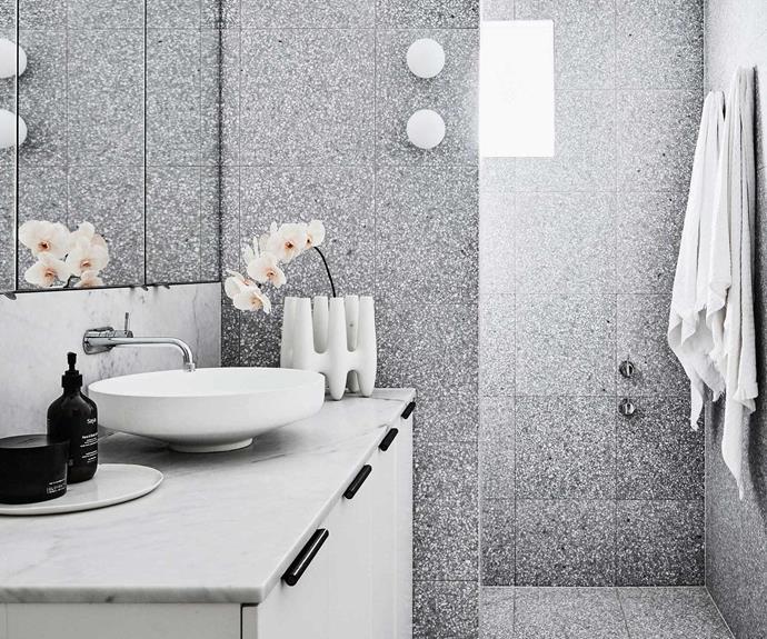 terrazzo bathroom