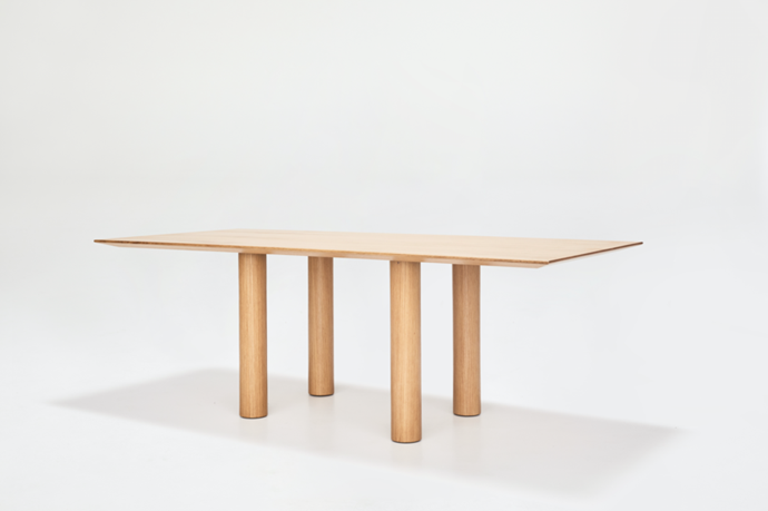 """Earth Rectangular Dining Table, $2,850, [Sarah Ellison](https://sarahellison.com.au/collections/all/products/earth?variant=31600320151587