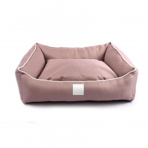 "T&S isleep Pink Linen dog bed, from $69.99, [PETstock](https://www.petstock.com.au/product/dog/t-s-isleep-pink-linen-dog-bed/65096|target=""_blank""|rel=""nofollow"")"
