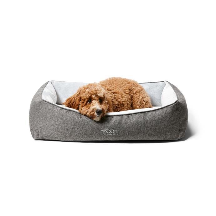 "Snooza Dog Bed Snuggler 'Oslo', $149.99, [Pet House](https://www.pethouse.com.au/snooza-dog-bed-snuggler-oslo|target=""_blank""|rel=""nofollow"")"