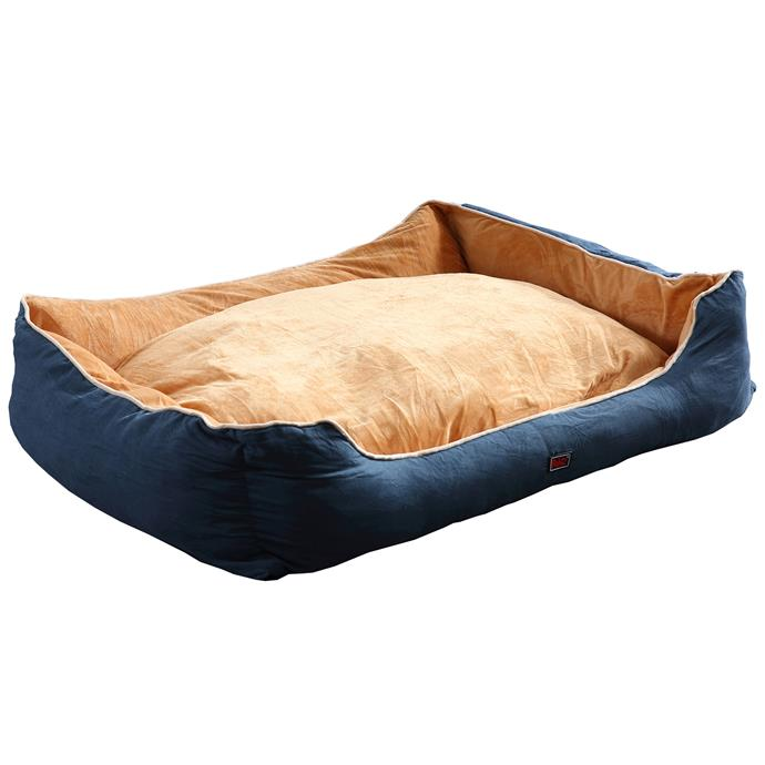 """Levede Deluxe Pawz pet bed, from $44.95, [Temple & Webster](https://www.templeandwebster.com.au/Deluxe-Pawz-Pet-Bed-LEVE1288.html