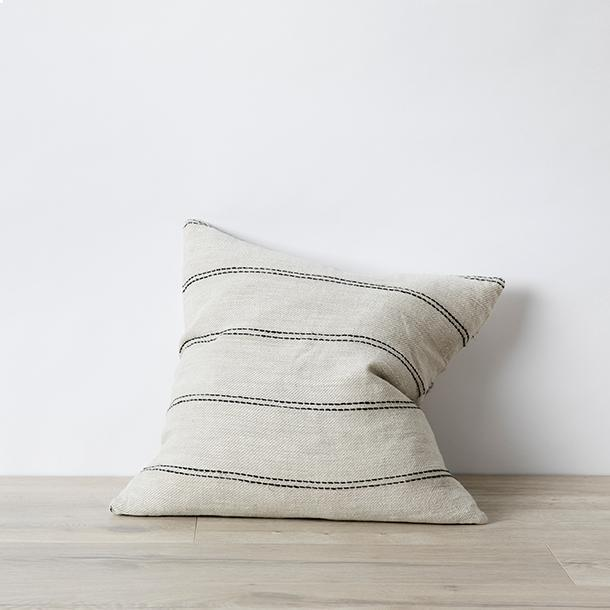 "Mira Linen Cushion Cover - Ana, $100, [Cultiver](https://cultiver.com.au/collections/cushions/products/mira-linen-cushion-cover-ana|target=""_blank""