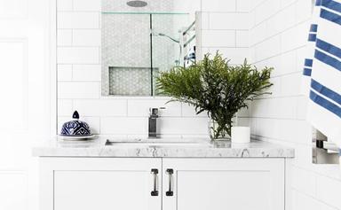 10 Hamptons-style bathroom design ideas