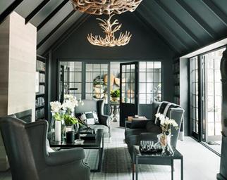 Australian House & Garden living room decorating