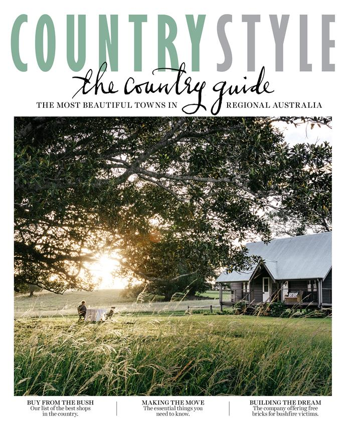 "The Country Guide from Country Style, $12.99, [Magshop](https://www.magshop.com.au/country-style-the-country-guide|target=""_blank""