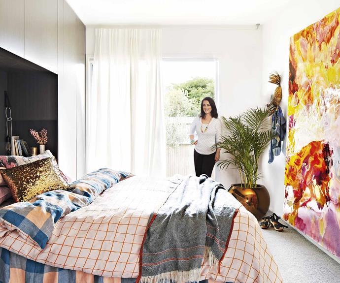 megan weston bedroom colorful