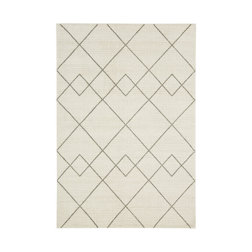 "Zane ivory tribal pattern wool rug, from $443, [Miss Amara](https://missamara.com.au/products/zane-ivory-tribal-pattern-wool-rug?variant=14453025275946|target=""_blank""|rel=""nofollow"")"