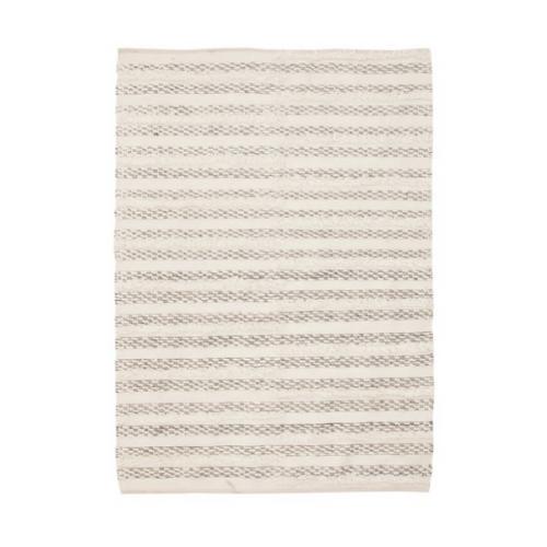 "Melda handwoven wool rug, from $319, [Zanui](https://www.zanui.com.au/Melda-Handwoven-Wool-Rug-145550.html|target=""_blank""|rel=""nofollow"")"