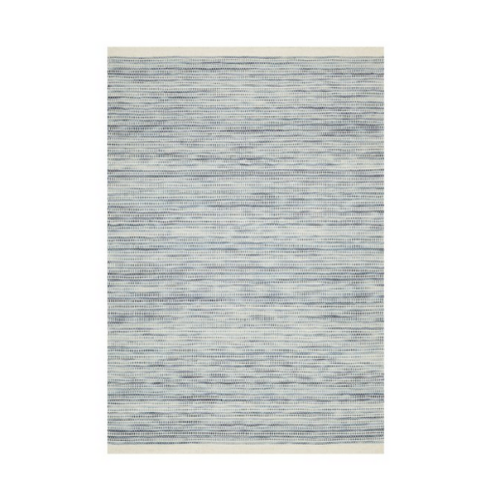 """Agathe pure wool rug, from $219.95, [Zanui](https://www.zanui.com.au/Agathe-Pure-Wool-Rug-Blue-130657.html