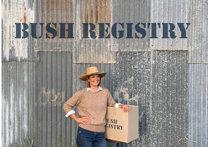 Bush Registry founder, Kate Munsie.