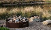 5 expert tips for installing and building a fire pit at home